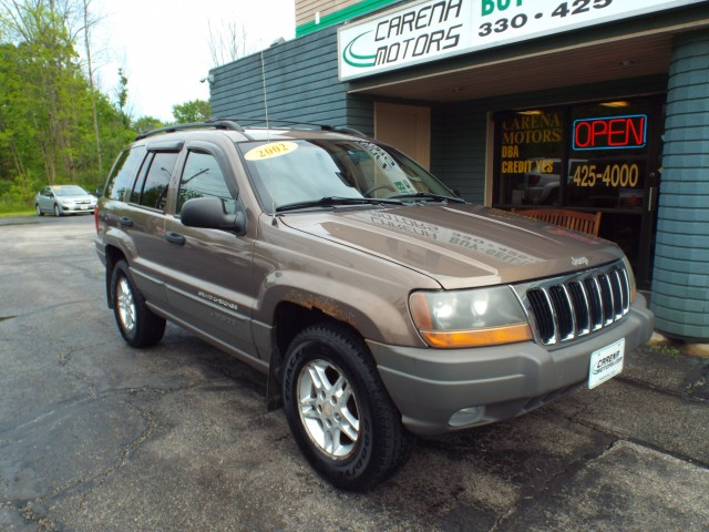 2002 JEEP GRAND CHEROKEE LAREDO for sale | Used Cars Twinsburg | Carena Motors