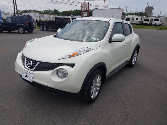 2012 Nissan Juke SL AWD for sale at Mull's Auto Sales