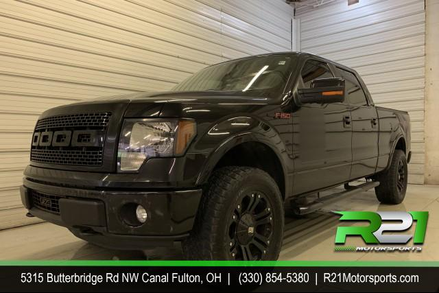 2012 FORD F-350 SD XLT CREW CAB LONG BED 4WD 6.7 POWERSTROKE DIESEL for sale at R21 Motorsports