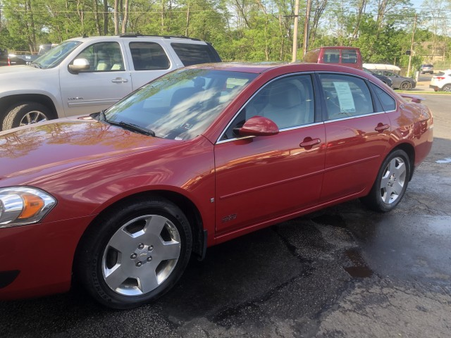 2007 CHEVROLET IMPALA SUPER SPORT for sale at Action Motors