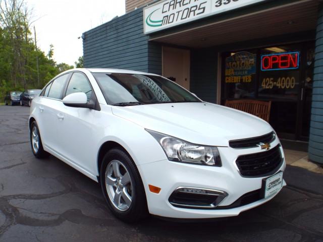 2016 CHEVROLET CRUZE LIMITED 1LT for sale | Used Cars Twinsburg | Carena Motors