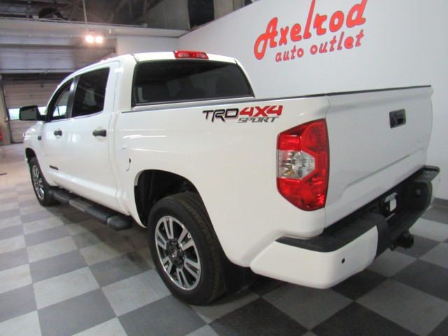 2019 Toyota Tundra SR5 TRD Sport 5.7L V8 FFV CrewMax 4WD in Cleveland