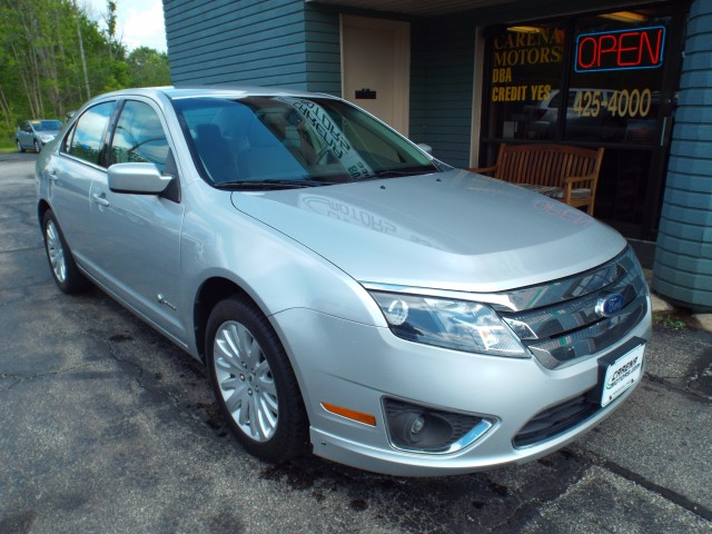 2010 FORD FUSION HYBRID for sale | Used Cars Twinsburg | Carena Motors