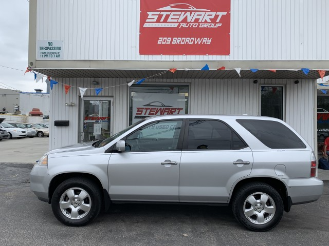 2005 ACURA MDX  for sale at Stewart Auto Group