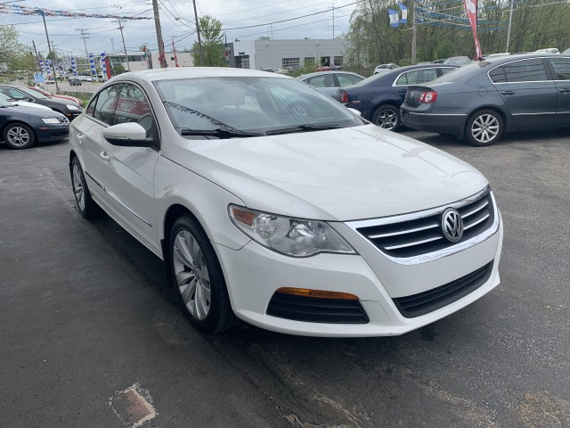 2011 VOLKSWAGEN CC SPORT for sale at Stewart Auto Group