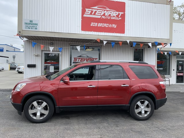 2012 GMC ACADIA SLT-1 for sale at Stewart Auto Group
