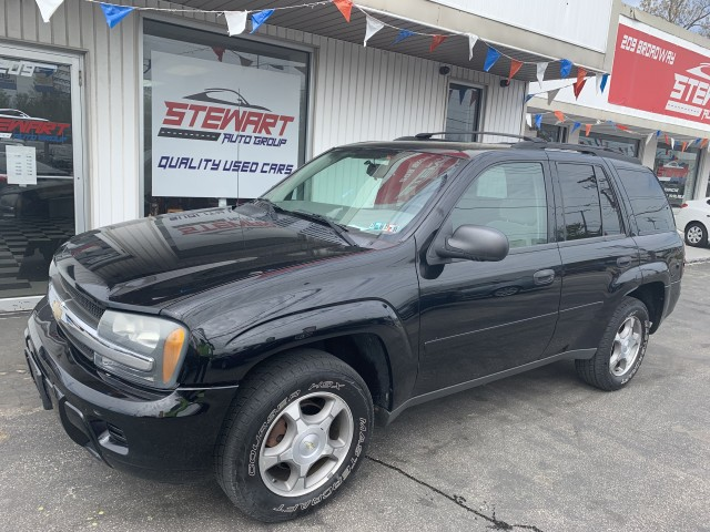 2007 CHEVROLET TRAILBLAZER LS for sale at Stewart Auto Group