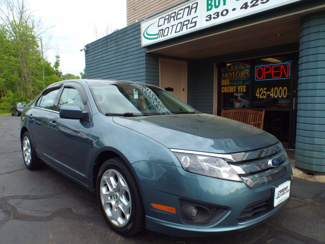 2011 FORD FUSION SE for sale | Used Cars Twinsburg | Carena Motors