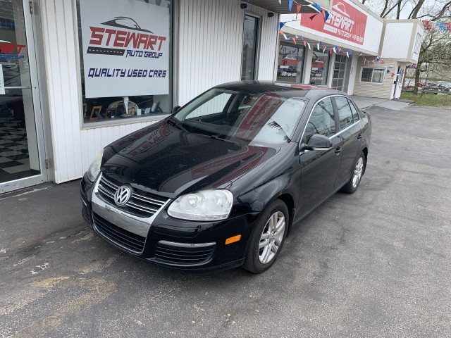 2007 VOLKSWAGEN JETTA 2.5 OPTION PACKAGE 1 for sale at Stewart Auto Group