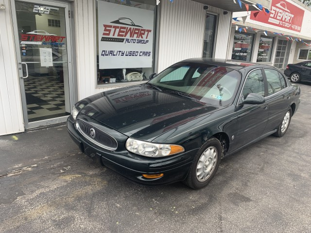 2002 BUICK LESABRE CUSTOM for sale at Stewart Auto Group