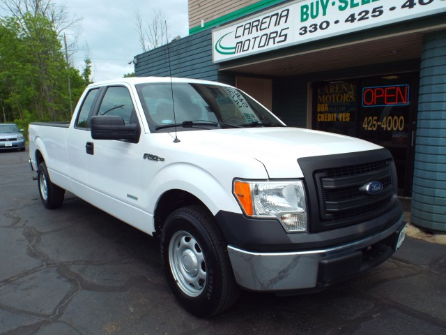 2014 FORD F150 SUPER CAB for sale in Twinsburg, Ohio