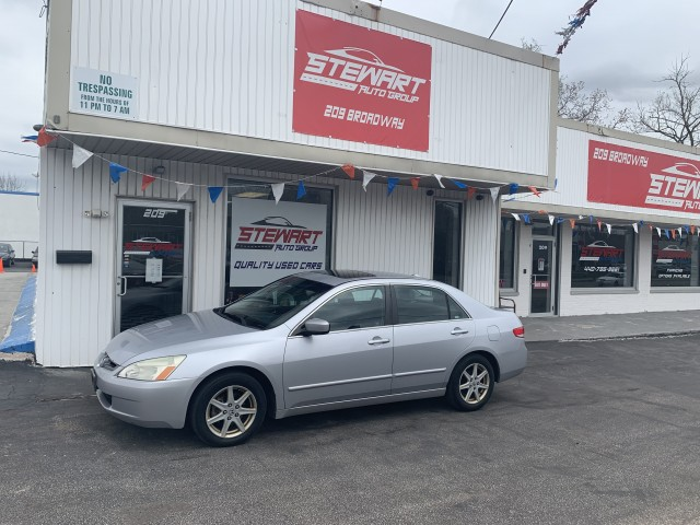 2004 HONDA ACCORD EX for sale at Stewart Auto Group