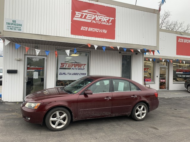 2007 HYUNDAI SONATA SE for sale at Stewart Auto Group