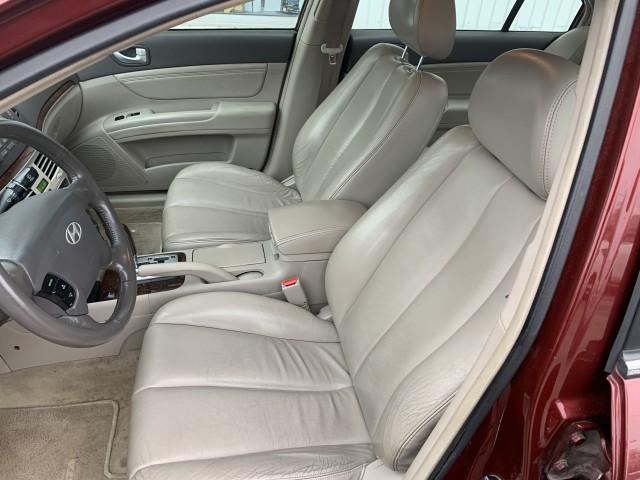 2007 HYUNDAI SONATA SE for sale at Stewart Auto Group