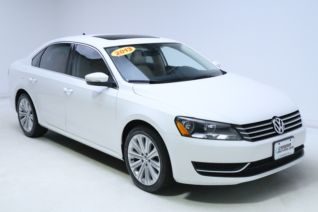 2013 VOLKSWAGEN PASSAT SE for sale | Used Cars Twinsburg | Carena Motors