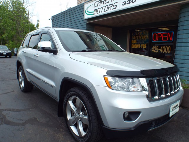 2011 JEEP GRAND CHEROKEE LIMITED for sale | Used Cars Twinsburg | Carena Motors