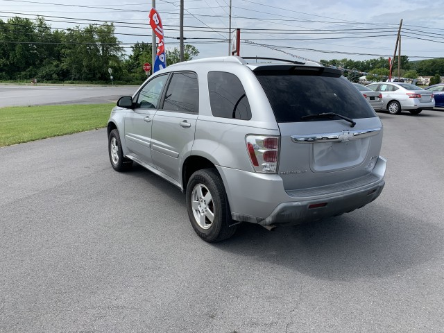 2005 Chevrolet Equinox LT AWD for sale at Mull's Auto Sales