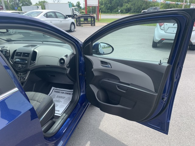 2012 Chevrolet Sonic  for sale at Mull's Auto Sales