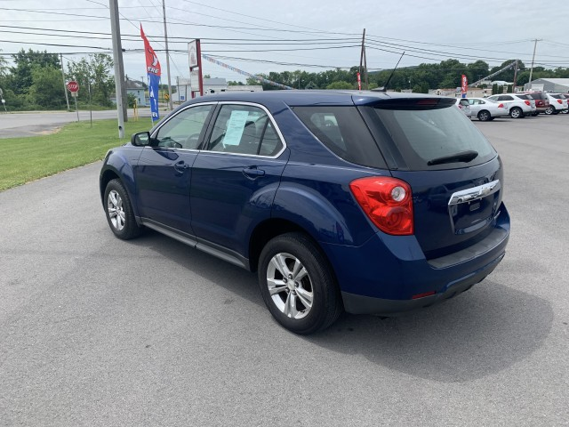 2010 Chevrolet Equinox LS FWD for sale at Mull's Auto Sales