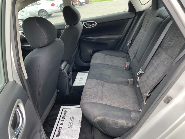2014 Nissan Sentra S 6MT for sale at Mull's Auto Sales
