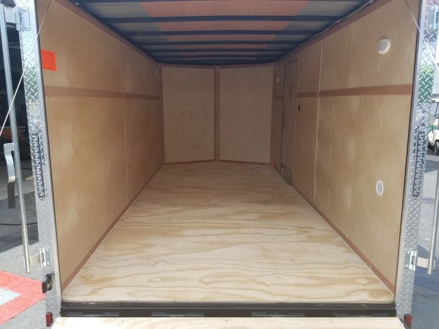 2018 CARGO MATE 7 X 14 ENCLOSED for sale at Mull's Auto Sales