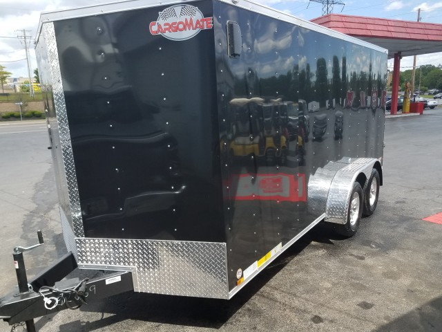 2018 CARGO MATE 7 X 16 ENCLOSED for sale at Mull's Auto Sales