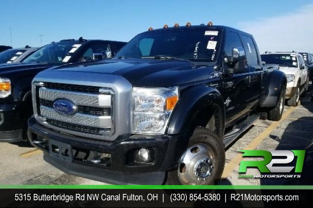 2017 Ford F-350 SD Lariat Crew Cab 4WD  for sale at R21 Motorsports