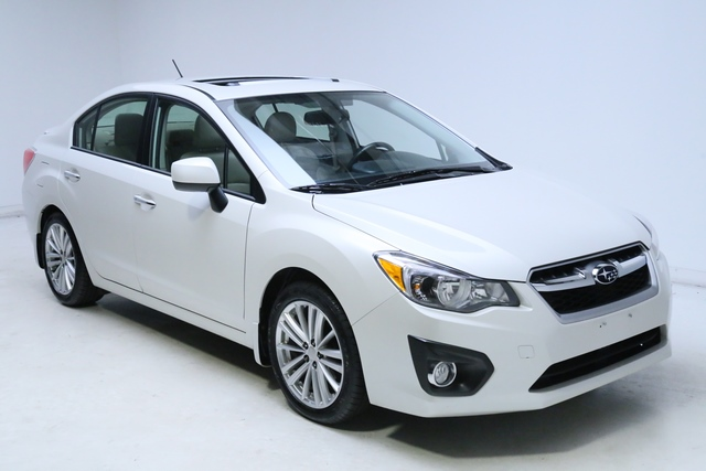2014 SUBARU IMPREZA LIMITED for sale | Used Cars Twinsburg | Carena Motors