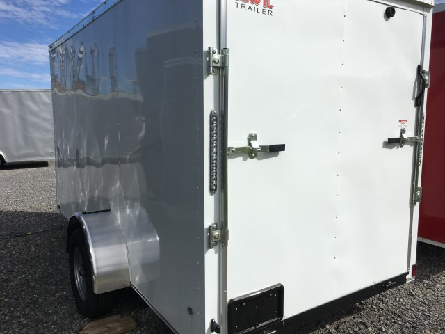 2019 ANVIL 6 X 12 ENCLOSED  for sale at Mull's Auto Sales
