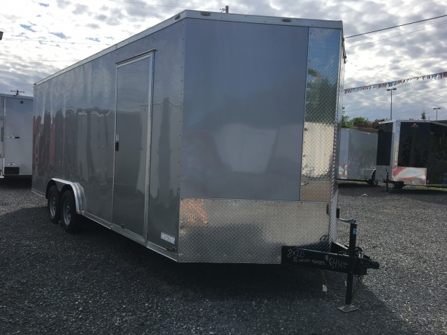 2019 ANVIL 8 x 20 enclosed  for sale at Mull's Auto Sales