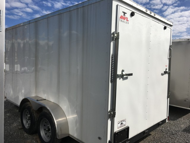 2019 ANVIL 7 X 12 ENCLOSED  for sale at Mull's Auto Sales