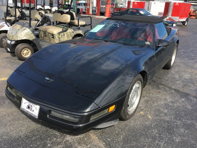 1994 Chevrolet Corvette Convertible for sale at Mull's Auto Sales