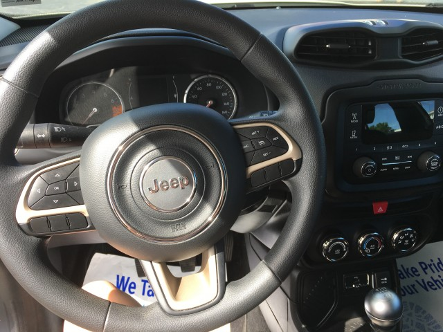 2016 Jeep Renegade Sport FWD for sale at Mull's Auto Sales