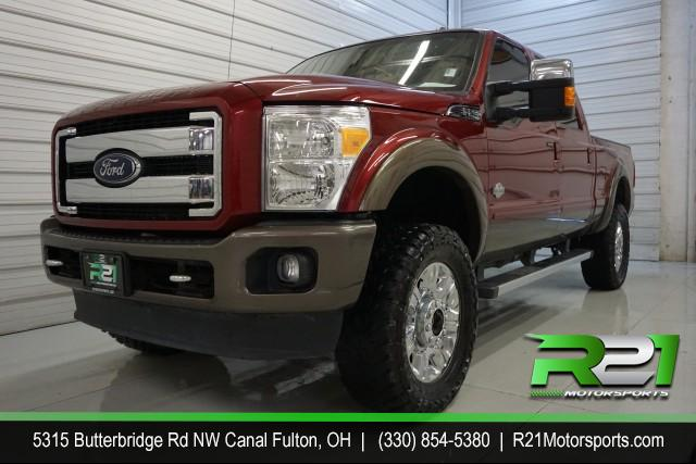 2016 Ford F-450 SD XLT Crew Cab DRW 4WD--THIS WEEK ONLY!! for sale at R21 Motorsports