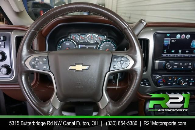 2015 Chevrolet Silverado 3500HD High Country DRW Crew Cab 4WD for sale at R21 Motorsports