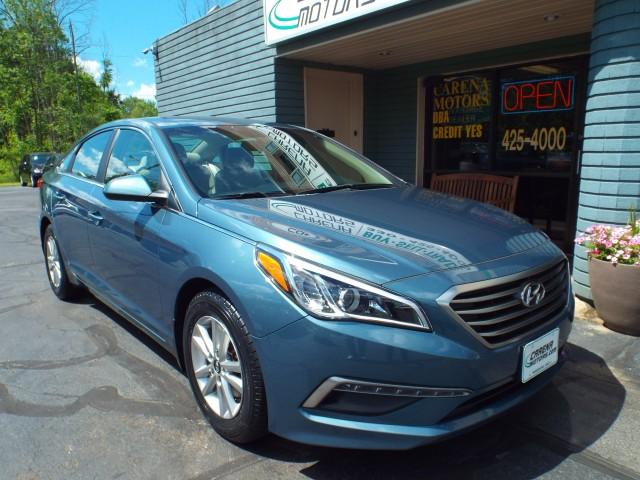2015 HYUNDAI SONATA SE for sale | Used Cars Twinsburg | Carena Motors