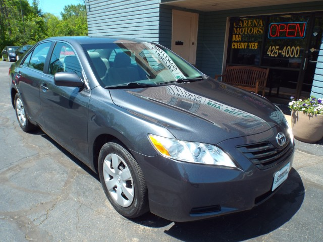 2009 TOYOTA CAMRY LE for sale in Twinsburg, Ohio