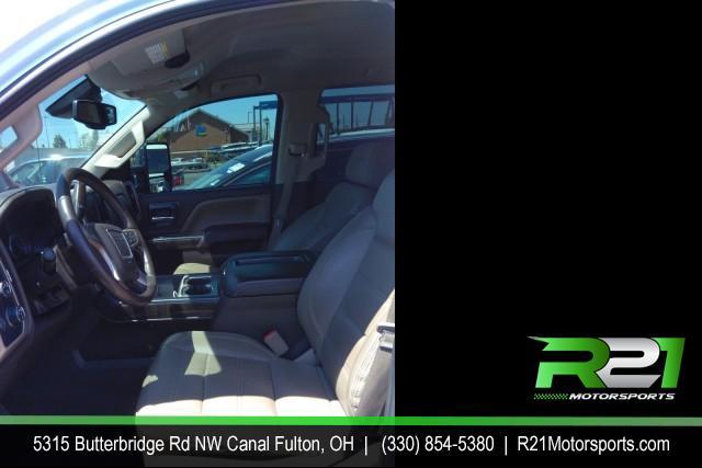 2015 GMC Sierra 3500HD Denali Crew Cab 4WD for sale at R21 Motorsports