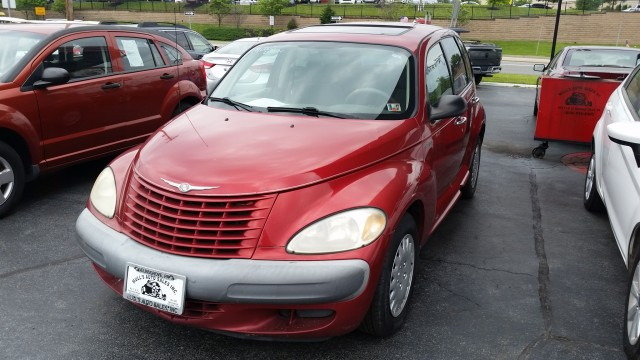 2002 Chrysler PT Cruiser Base for sale at Mull's Auto Sales