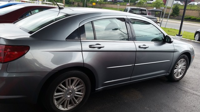 2007 Chrysler Sebring Touring for sale at Mull's Auto Sales
