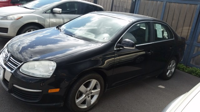 2008 VOLKSWAGEN JETTA 0 for sale at Mull's Auto Sales