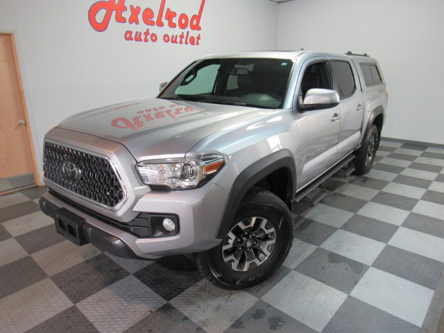 2018 Toyota Tacoma SR5 Double Cab TRD Off Road V6 6AT 4WD