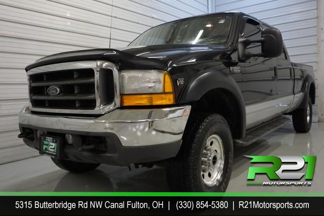 2008 FORD F-350 SD LARIAT for sale at R21 Motorsports