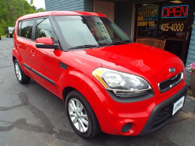 2012 KIA SOUL + for sale | Used Cars Twinsburg | Carena Motors