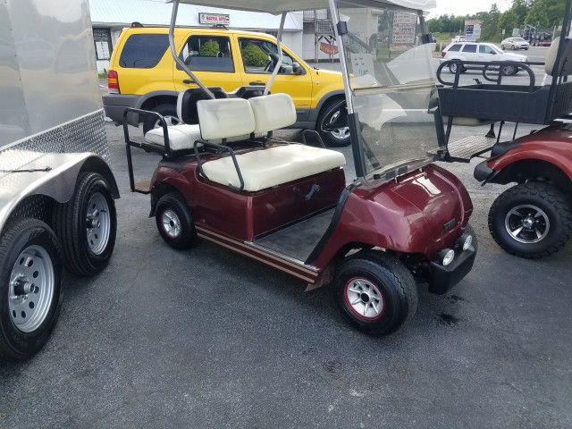 2002 Yamaha G16  for sale at Mull's Auto Sales