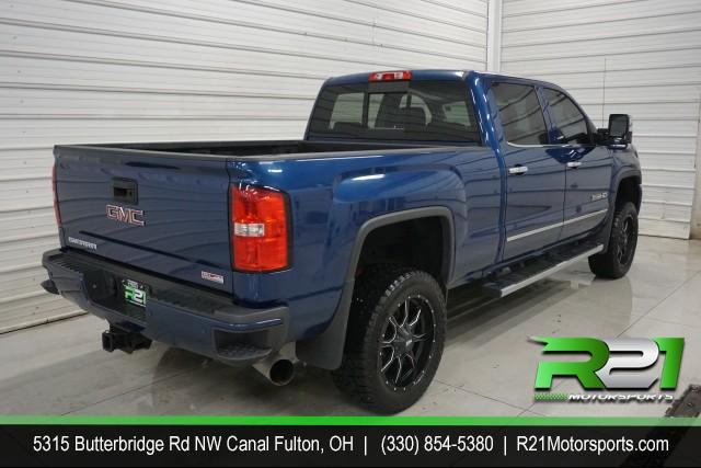 2016 GMC Sierra 2500 HD SLT Crew Cab 4WD -- INTERNET SALE PRICE ENDS SATURDAY JUNE 19TH for sale at R21 Motorsports