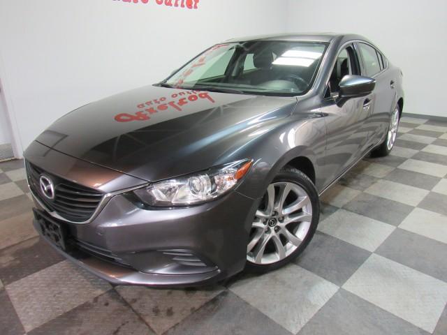 2017 Mazda Mazda6 Touring Plus AT