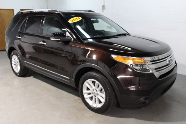 2014 FORD EXPLORER XLT for sale | Used Cars Twinsburg | Carena Motors