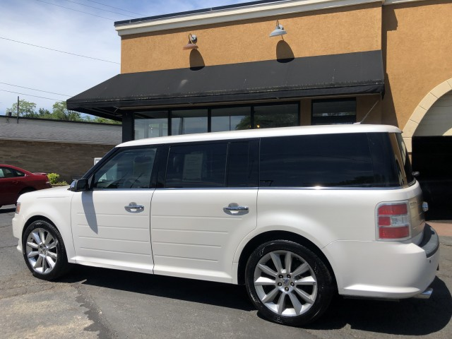 2010 FORD FLEX LIMITED for sale at Action Motors