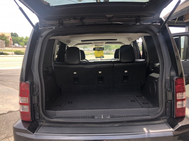 2012 JEEP LIBERTY JET for sale at Action Motors